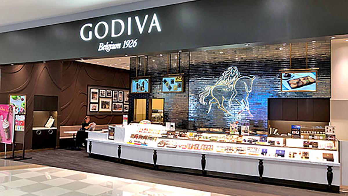 GODIVA イオンモール高岡店