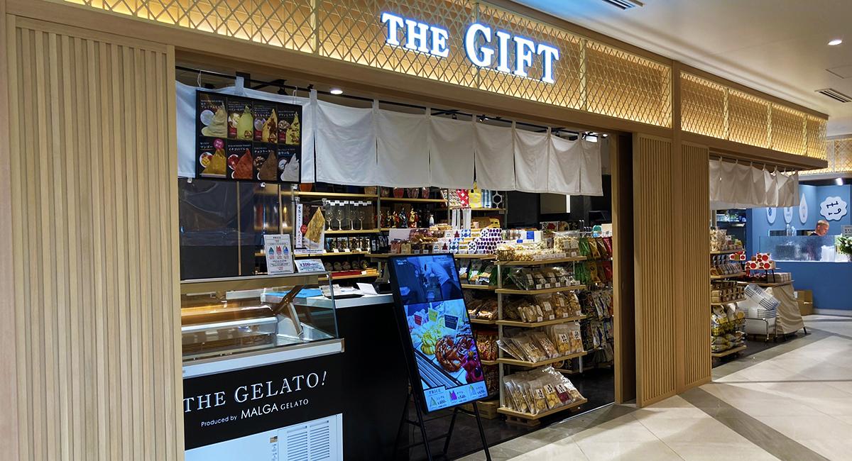 THE GIFT クロスゲート金沢店